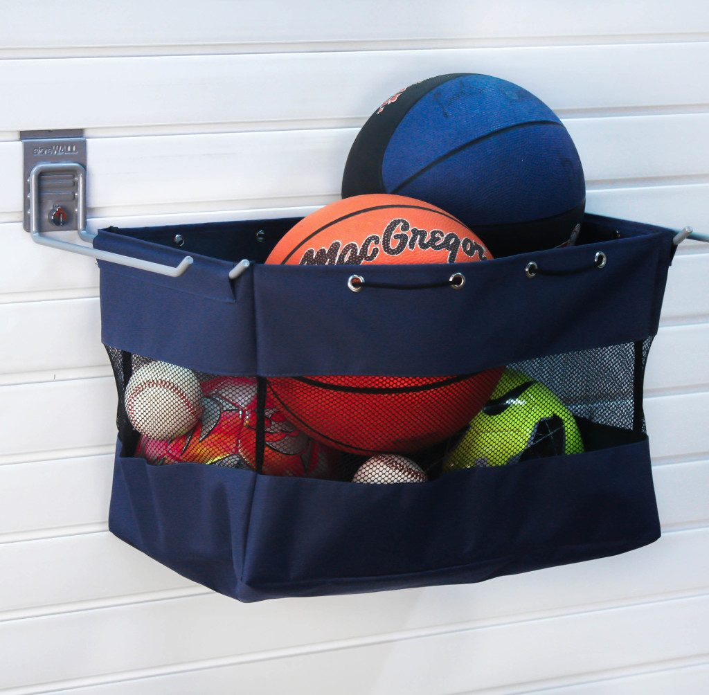 ball storage rack - sports totes