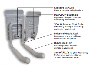 slatwall hooks - def