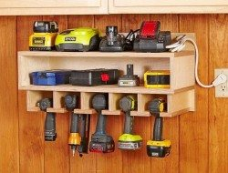 tool shelf ideas