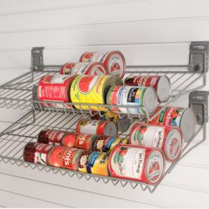 Tool Shelf Ideas - wired shelf
