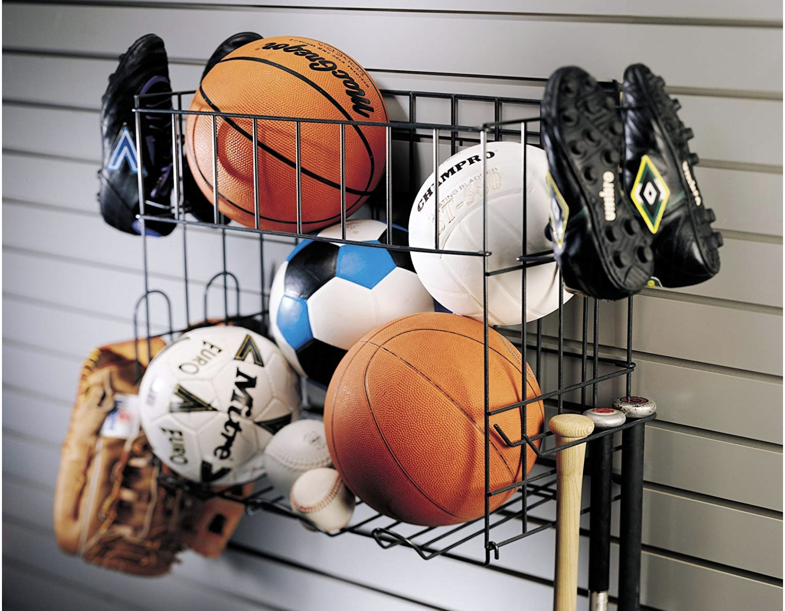 organising your children's sports gear