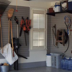 maximising your garage walls