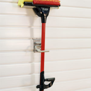 broom holder
