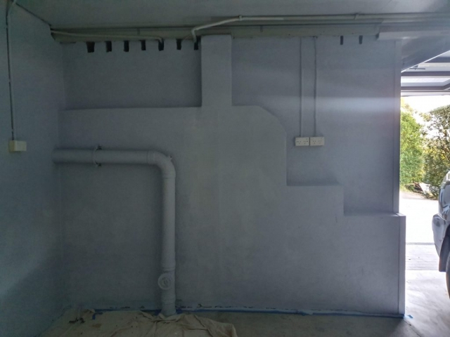 garage wall panel storage sydney