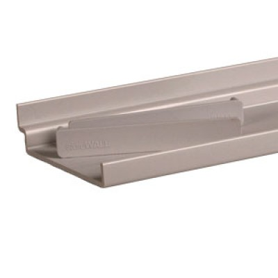 Storewall ledge shelf