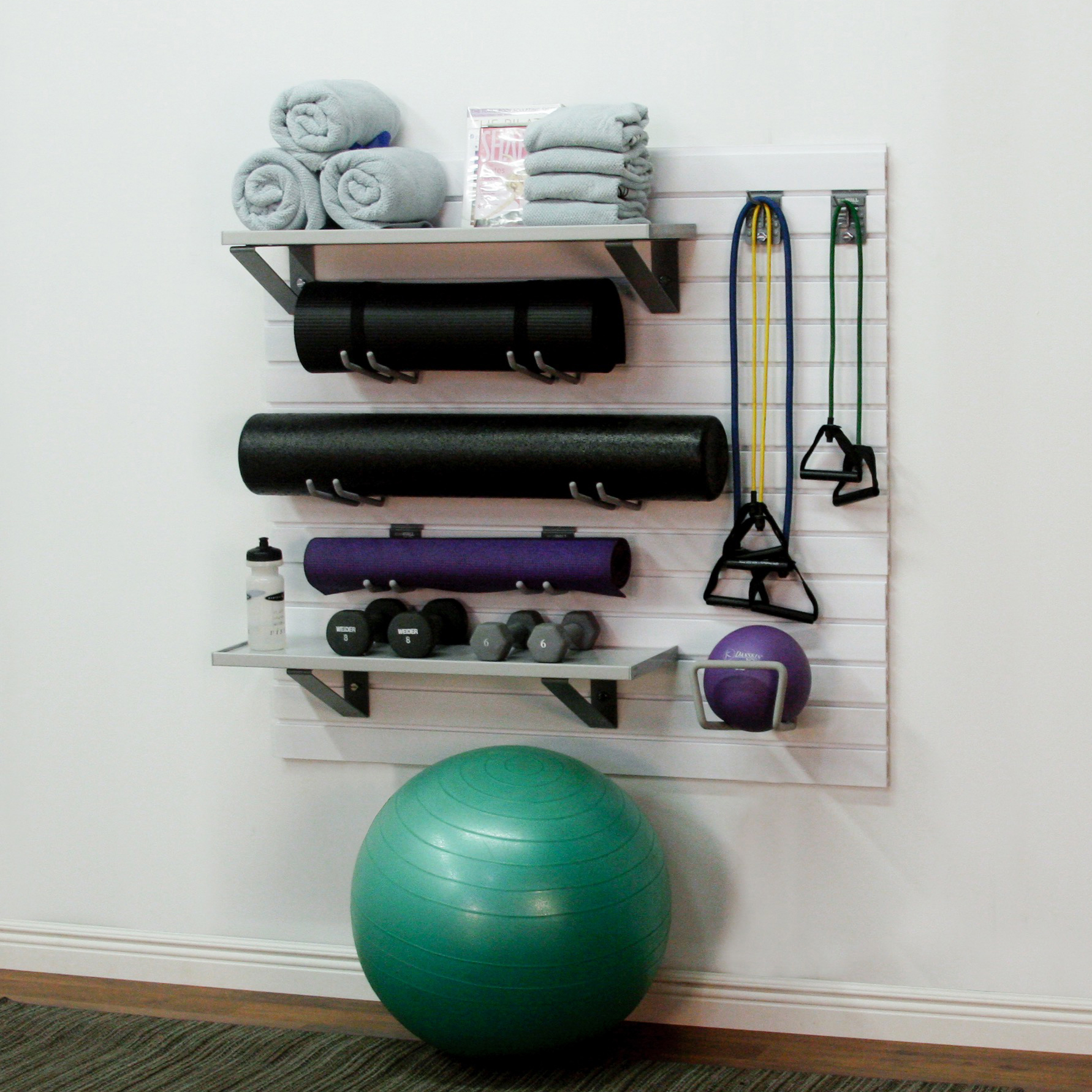 DIY Home Fitness Kit