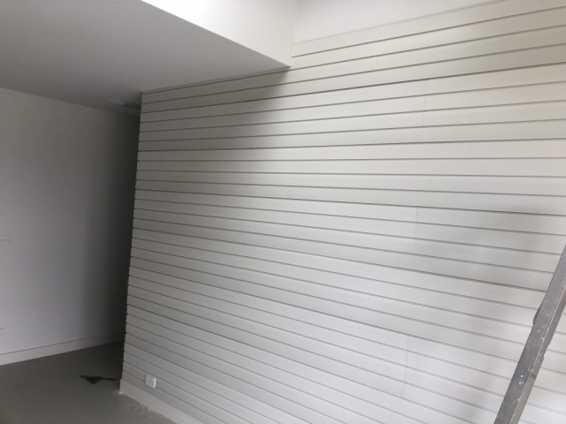 StoreWALL on Garage Wall Installation