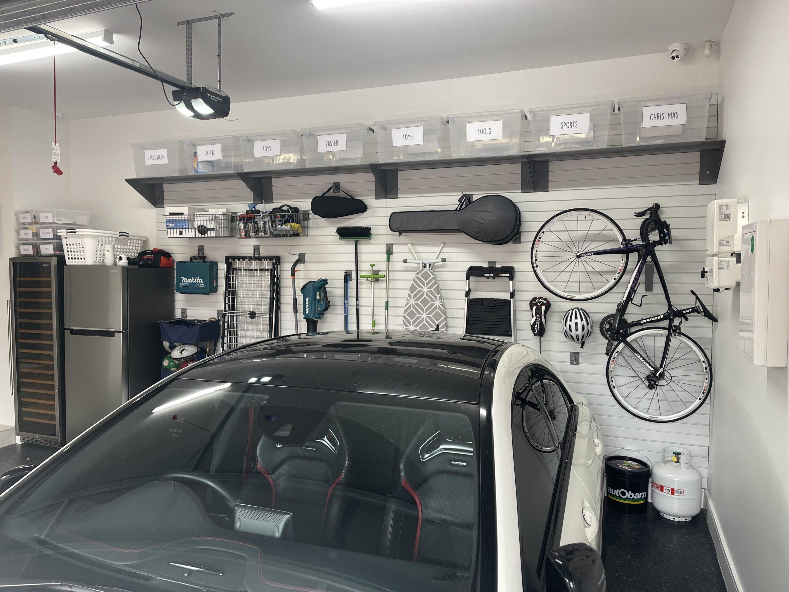 Adelaide Garage Storage Solutions