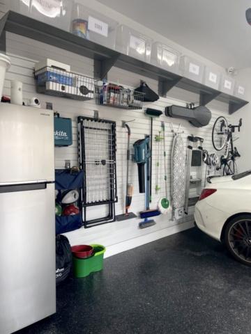 Organised Garage System