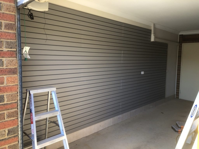 Garage Wall Installation Melbourne