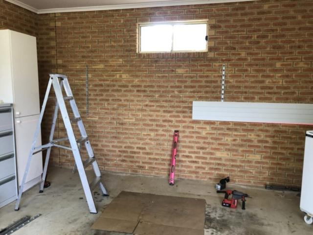 StoreWALL Installation in Thornbury