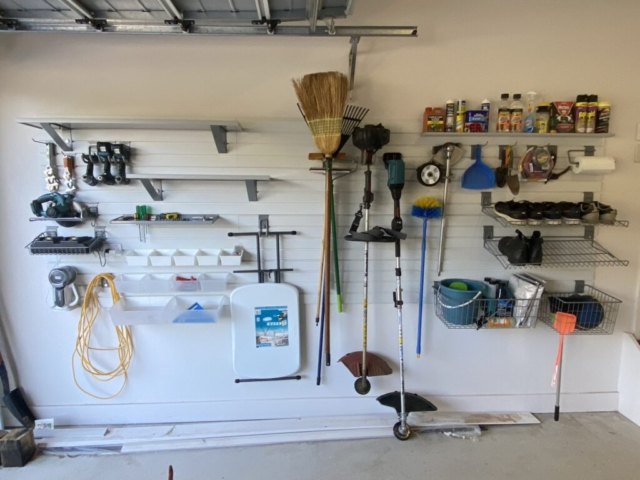 StoreWALL Shelf & Basket Bundle