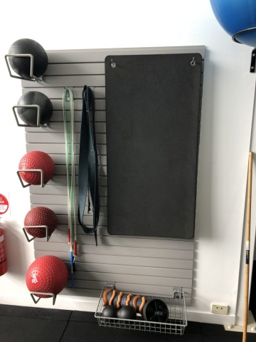 Home Gym Storage Solutions
