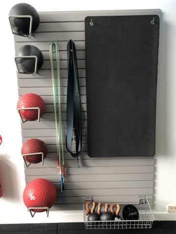 Medicine Ball Storage Solutions