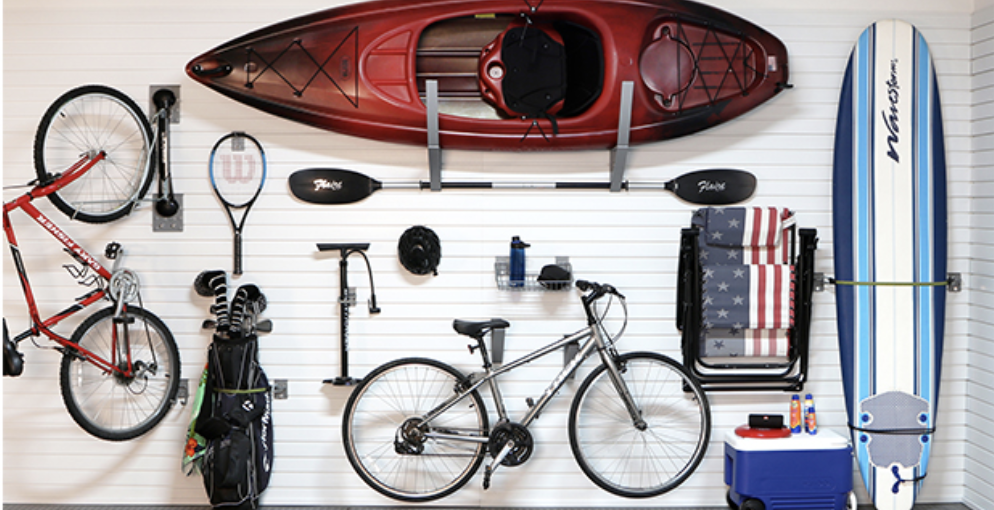 Kayak Storage Solutions