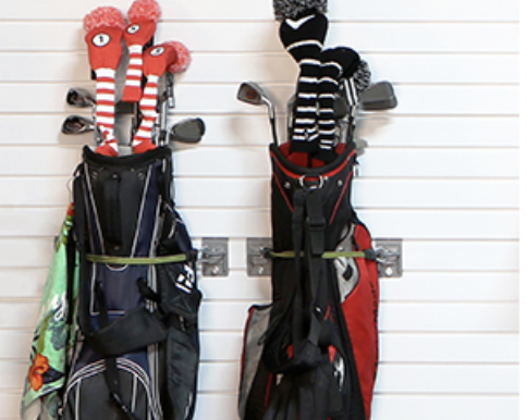 Golf Bag Storage Solutions