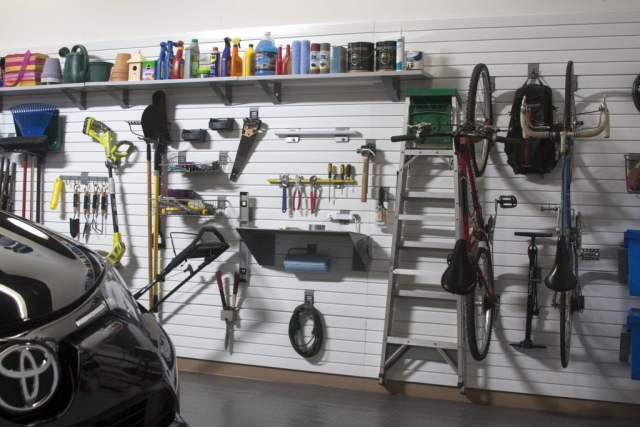 Garage Storage Wall Panels