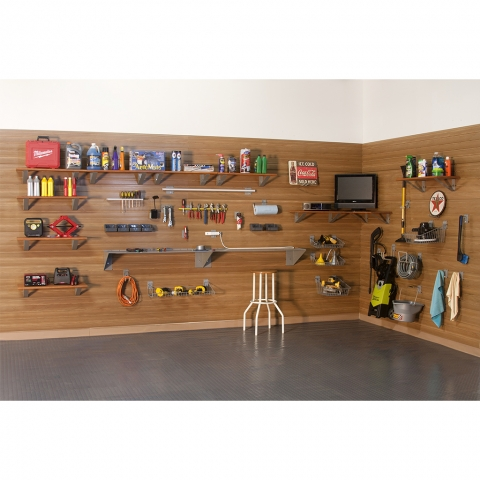 StoreWALL Rustic Cedar Wall Panels
