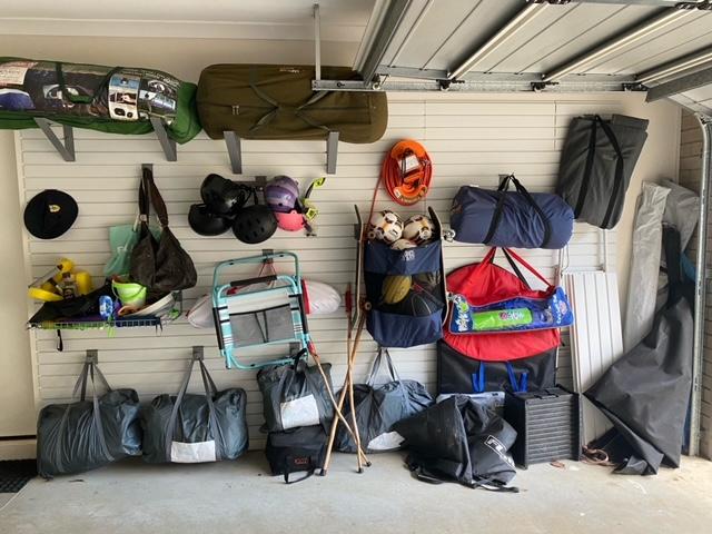 Sports Gear Storage Solutions