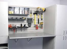Tool Bench storage