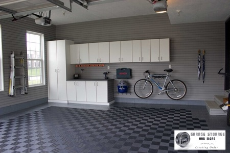StoreWALL Garage Storage Solutions