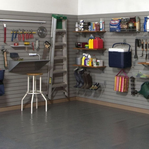 Best garage storage solution