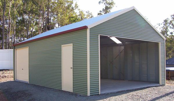 Metal Shed Wall Panels