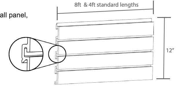 old slatwall system