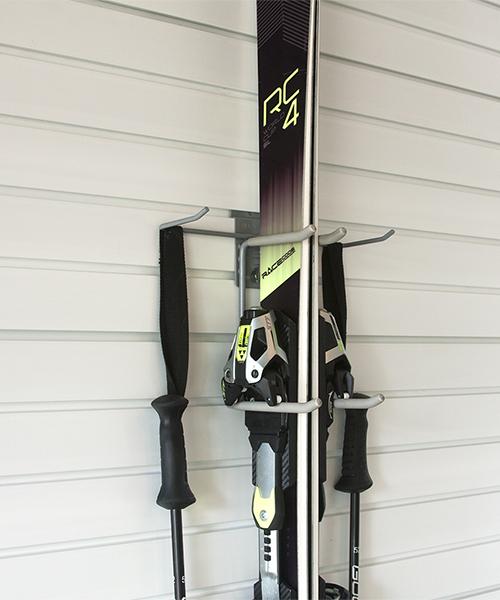 StoreWALL Tri Ski Hook