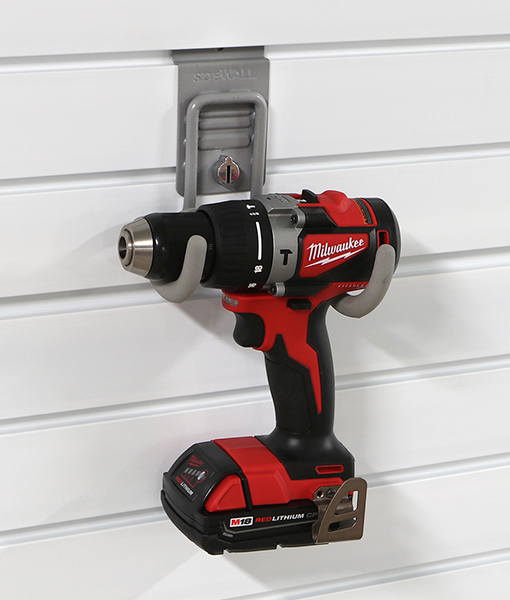 Hand Held Power Tool Hook