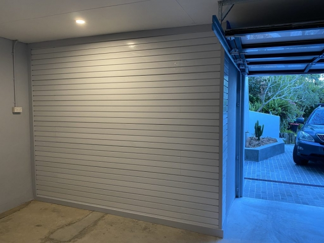 Brite White Wall Panel Installation