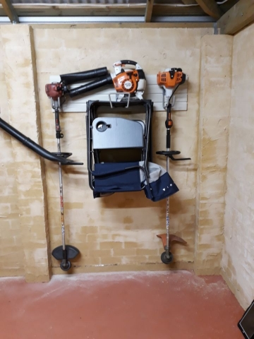 Garden Shed Storage Solutions