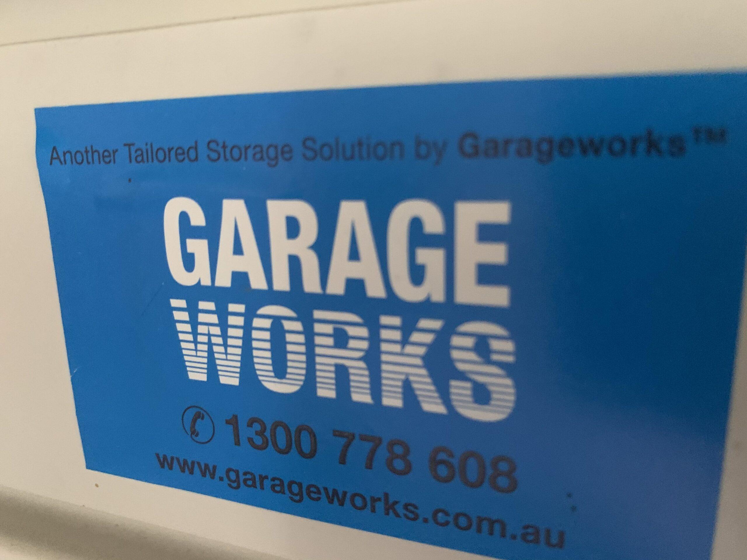 Garage Works Tailored Storage Solutions